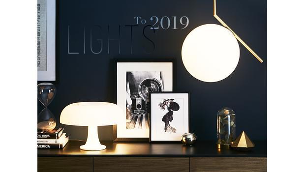 50 luci da portare nel 2019
