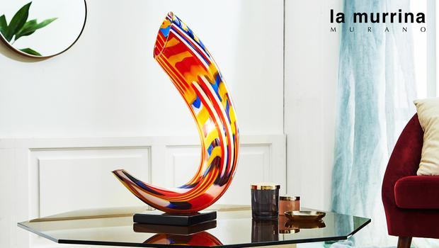 Plafoniere Per Bagno La Murrina : La murrina l arte del vetro soffiato di murano westwing