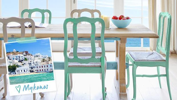 Viaggio a Mykonos