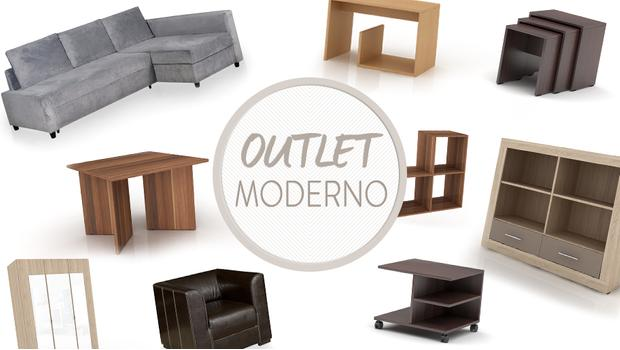 Outlet del mobile