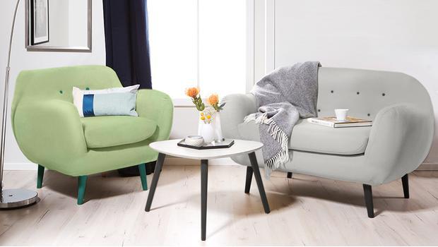 stella cadente maison divani e poltrone in stile parisienne westwing. Black Bedroom Furniture Sets. Home Design Ideas