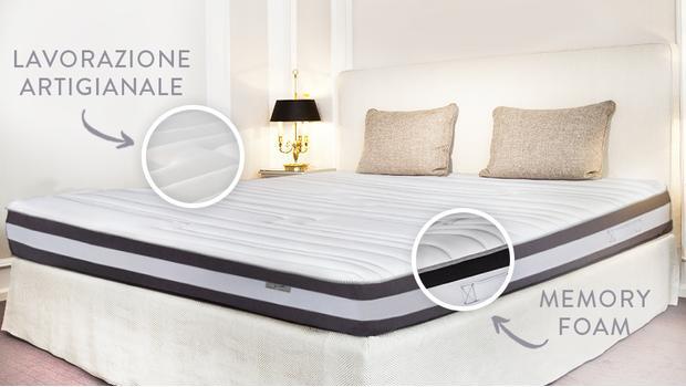 stella cadente maison materassi memory foam e strutture letto westwing. Black Bedroom Furniture Sets. Home Design Ideas
