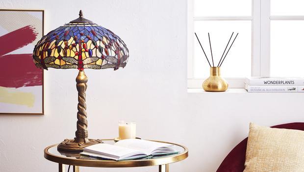 Plafoniere Stile Tiffany : Lampade tiffany semplicemente icone di stile westwing