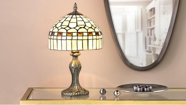 Plafoniere Tiffany : Luci tiffany lampade in stile liberty westwing