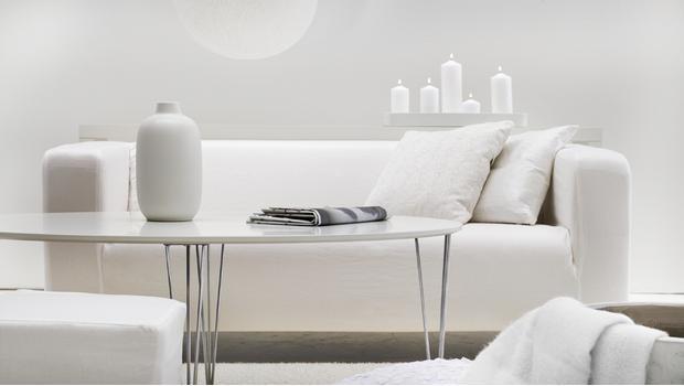 Moderno Total White
