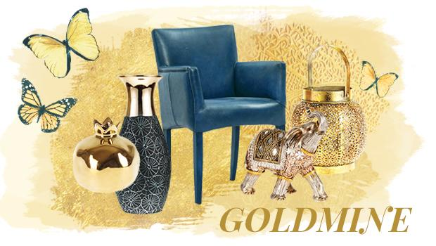 Trend Gold&Blue