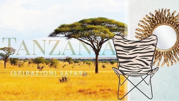 Destinazione Tanzania