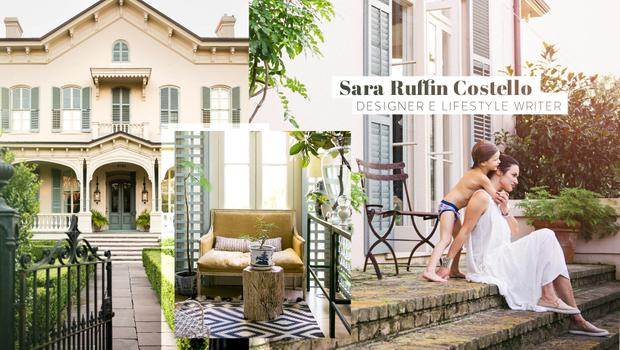 A casa di Sara Ruffin Costello