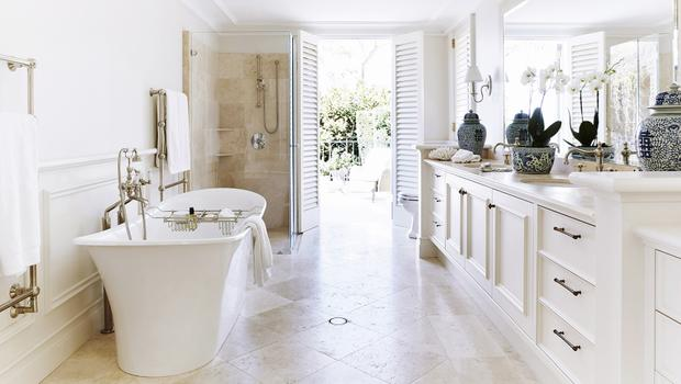Bagno Romantico Foto : Bagno romantico arredi e accessori dall inconfondibile stile