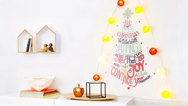 Natale adesivo!
