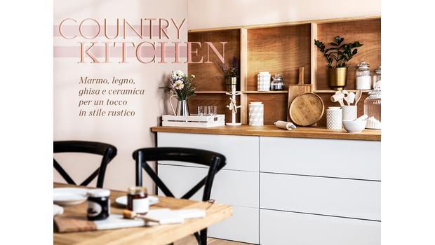 TUTORIAL: il bancone da Cucina Funzionale e organizzato in stile ...