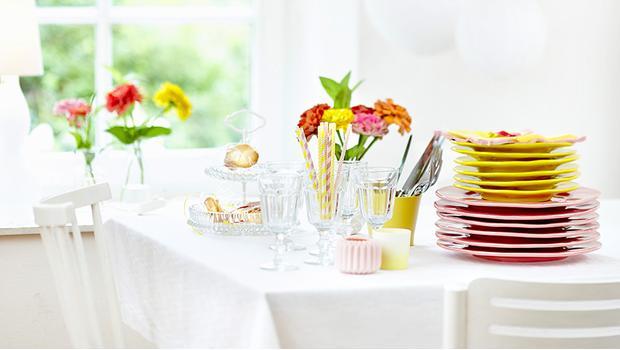 A tavola con la primavera