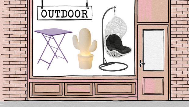 Dalani boutique occasioni giardino westwing for Occasioni arredo giardino