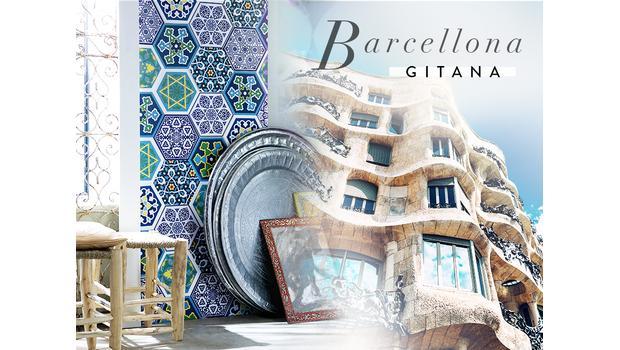 Le geometrie di Barcellona