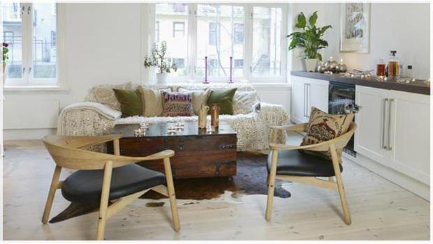 Casa copenhagen arredi scandinavi westwing - Casa copenaghen ...