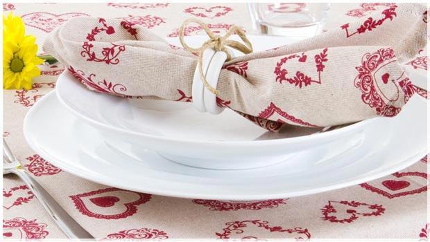 Tessile per il Natale & co.