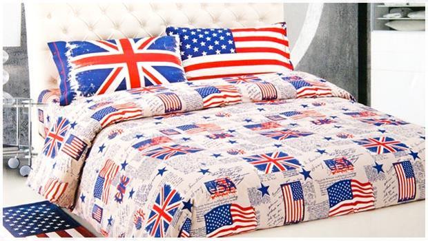 Lenzuola, tappeti e cuscini