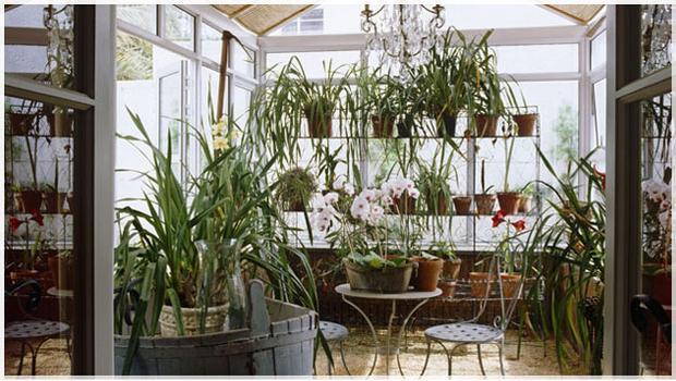 Giardino d inverno l outdoor e la casa westwing - Giardino d inverno permessi ...