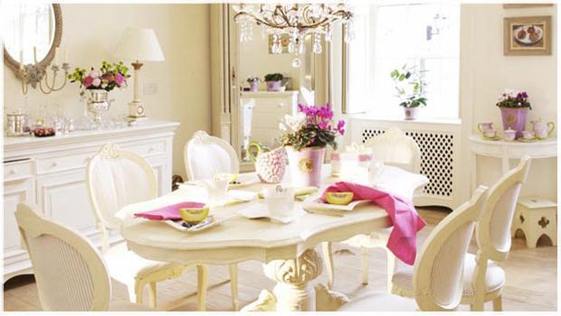 Salon mon amour arredare la sala da pranzo westwing for Arredare la sala