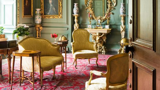 Maison baroque RU