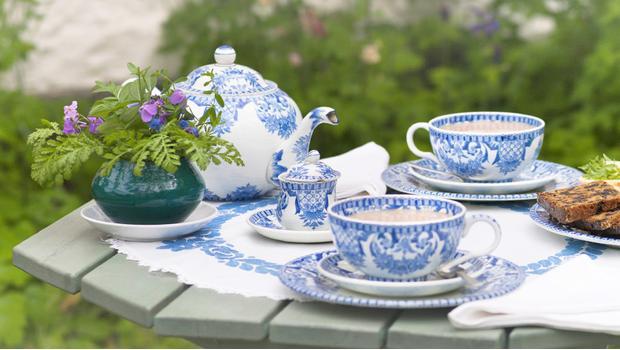 Пасхальное чаепитие