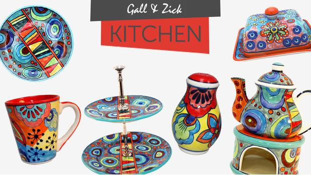 Gallz and Zick Kitchen