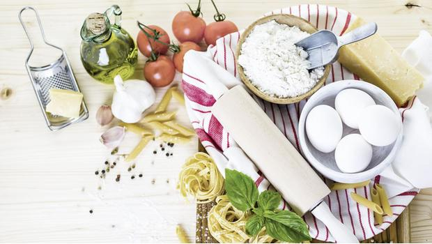 Секреты итальянской кухни