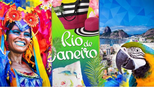Уехать в Рио-де-Жанейро