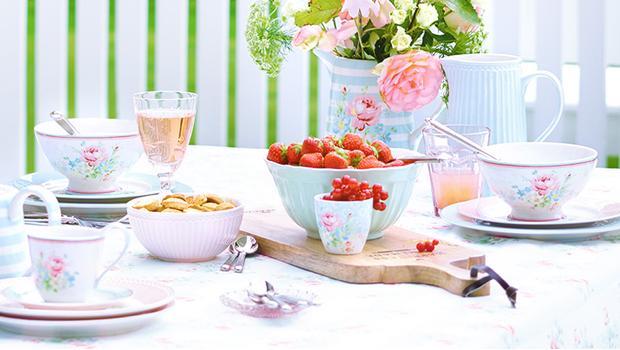 Вся кухня в цветах