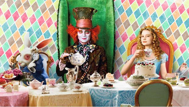 Сумасшедшее чаепитие