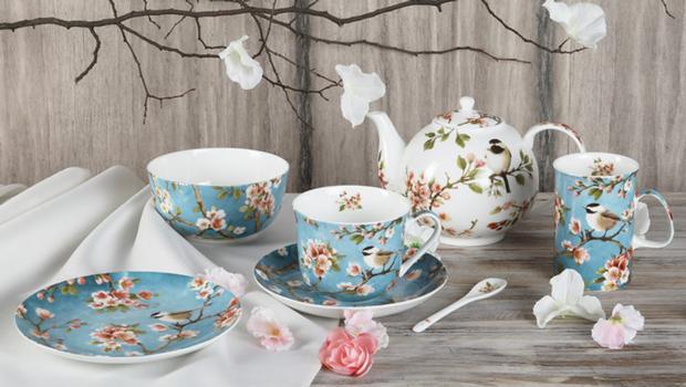 Чаепитие с душой