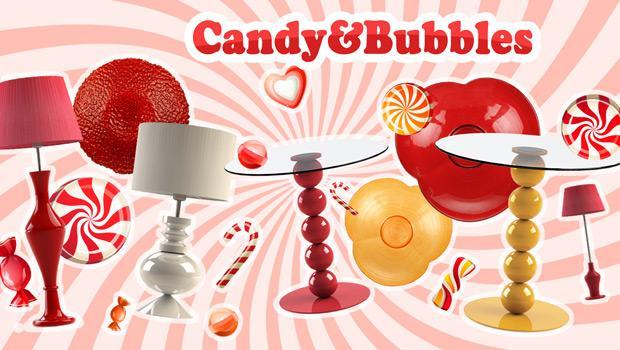 Candy & Bubbles