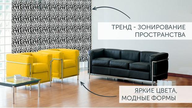 Fashionable room