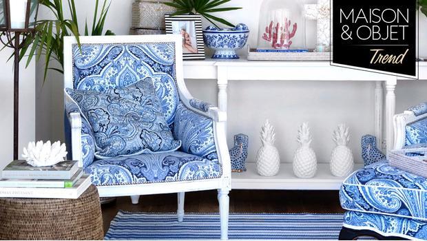 Trend: White&Blue