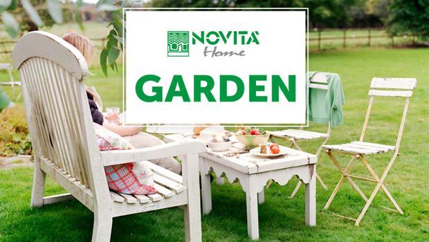 Гармоничный сад с Novita