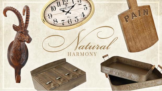 Гармоничная натура