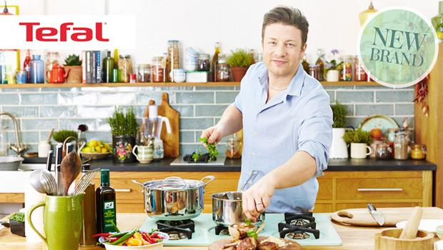 Tefal&Jamie Oliver