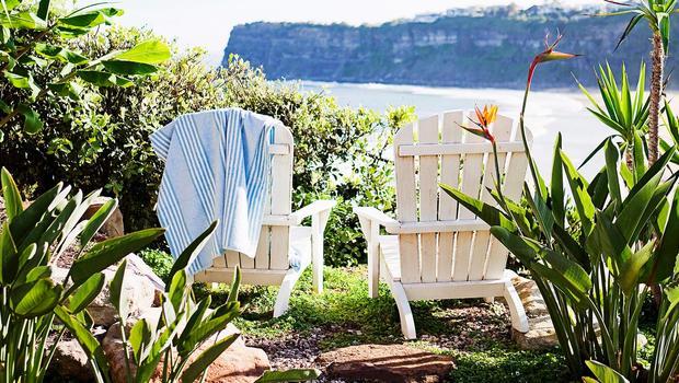 Luxe ligstoelen