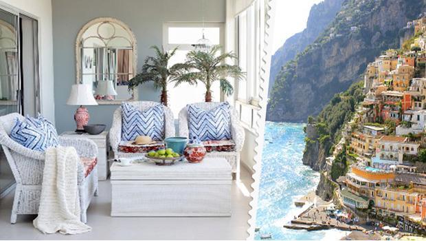 Ausflug an die Amalfiküste