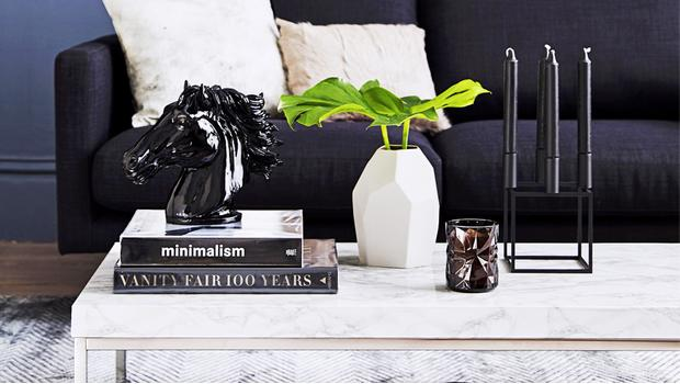 Style your coffeetable