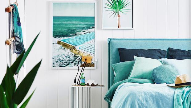 Blauw als de zee