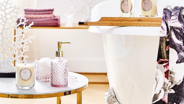 Een opfrisser voor je badkamer