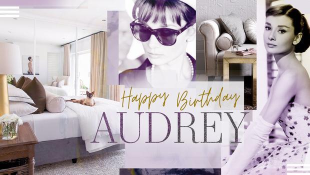 Een ode aan Audrey Hepburn