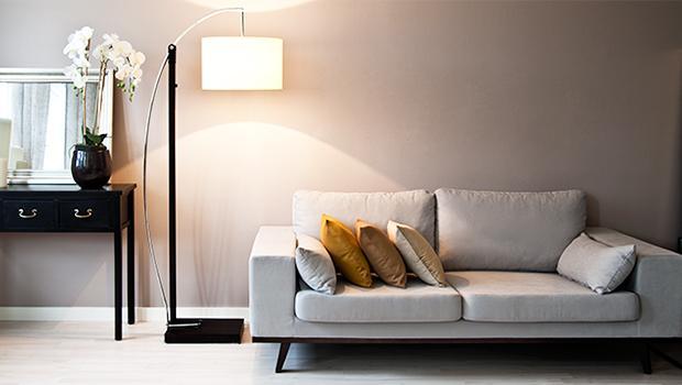 Een lichtpuntje in huis