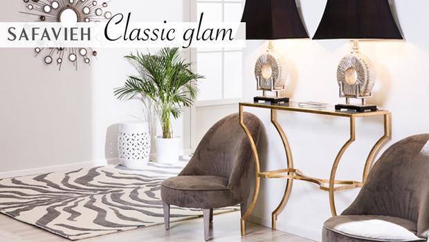 Safavieh: Classic Glam