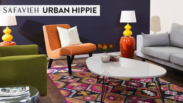 Safavieh: Urban Hippie