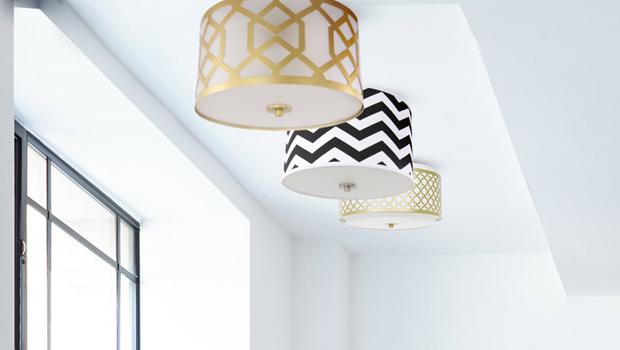 De perfecte plafondlamp