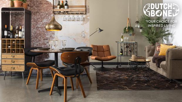 Dutchbone Stoel Blackwood : Dutchbone design van eigen bodem westwing
