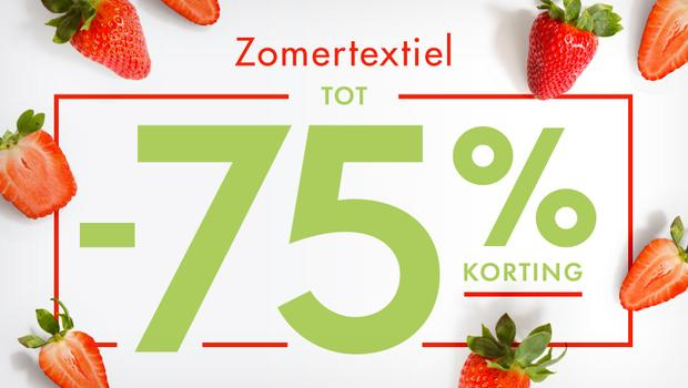 Amazing August: zomertextiel