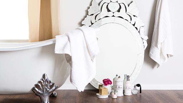 De complete badkamer